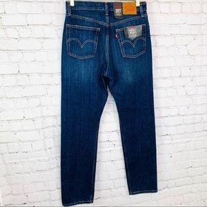 New Levis Premium 501 Original Jeans Denim 28x30